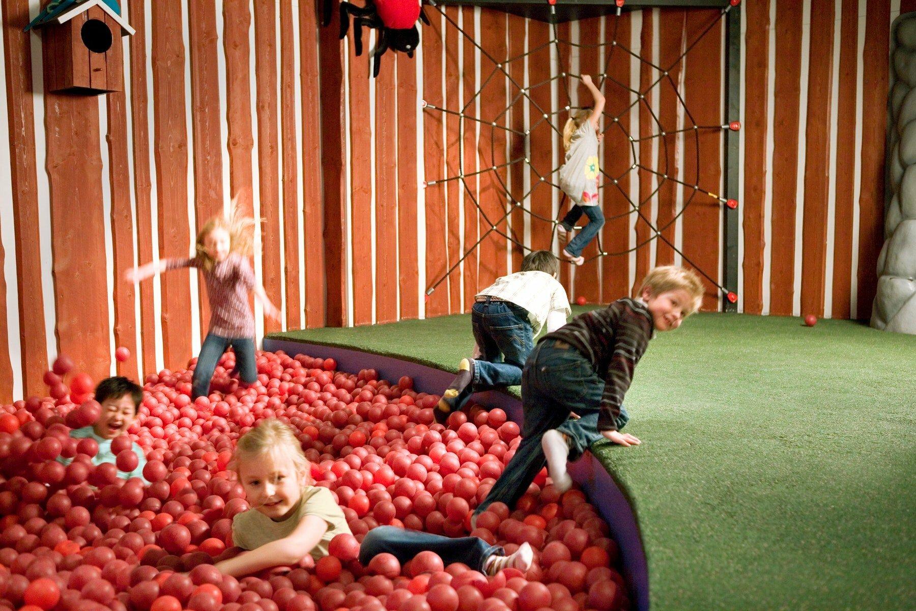 Woonboulevard Heerlen: voor kinderen een feestje