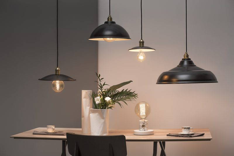 In de spotlight: de glazen lamp