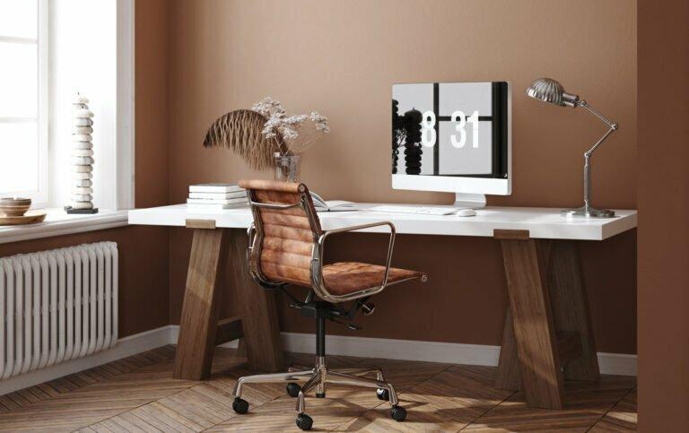 Thuiswerken in de perfecte kantoorsetup